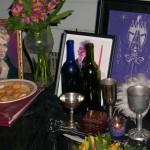 Altar ancient ritual 08