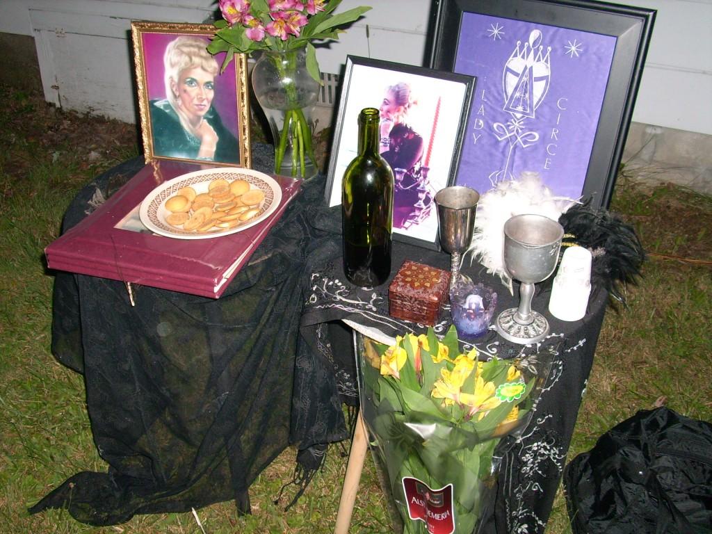 Ancient Ritual 08 Honoring Lady Circe