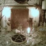 Classroom Altar
