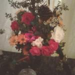 Litha Altar Flowers