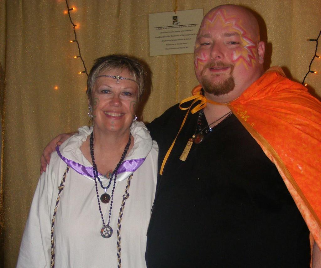 Lady Bona Dea & Lord Gwydion