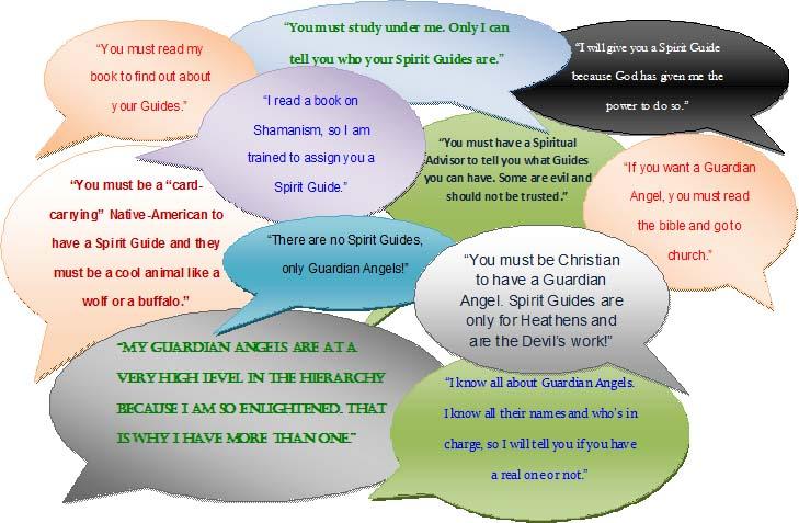 statement of spirit guides