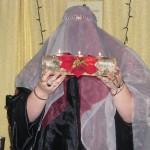 Yule Ritual 08 (Yule Log)