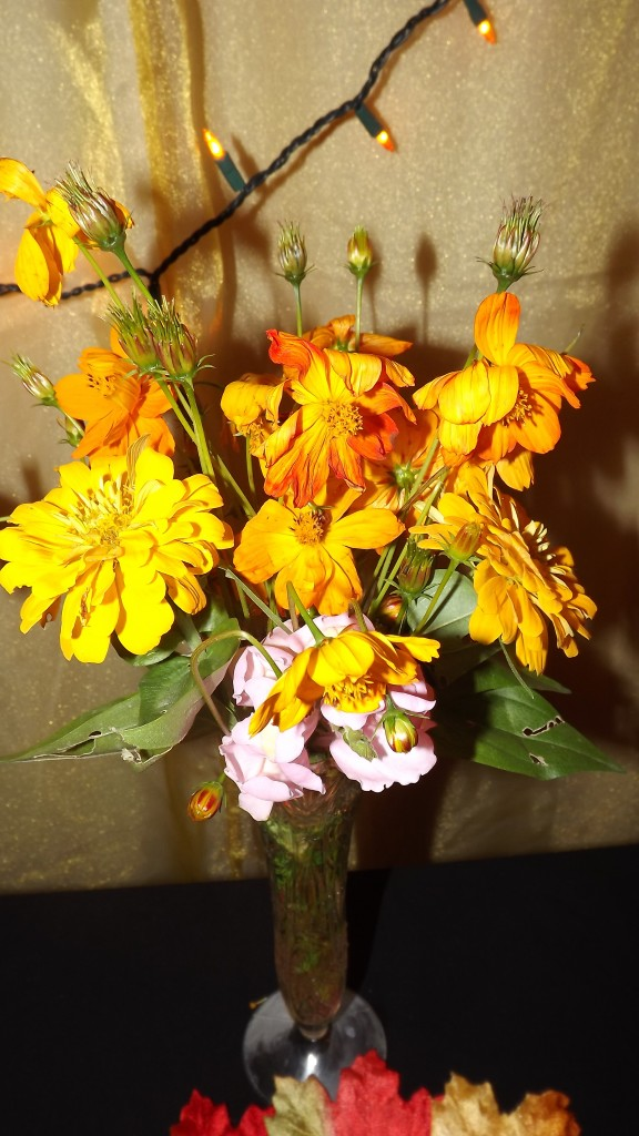 Altar Wild Flowers