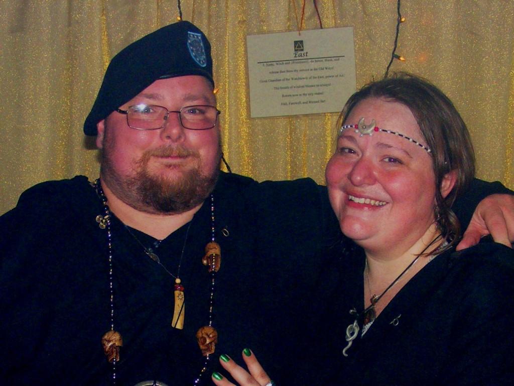 Lord Gwydion & Lady Arawyn