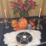 Hallows Altar
