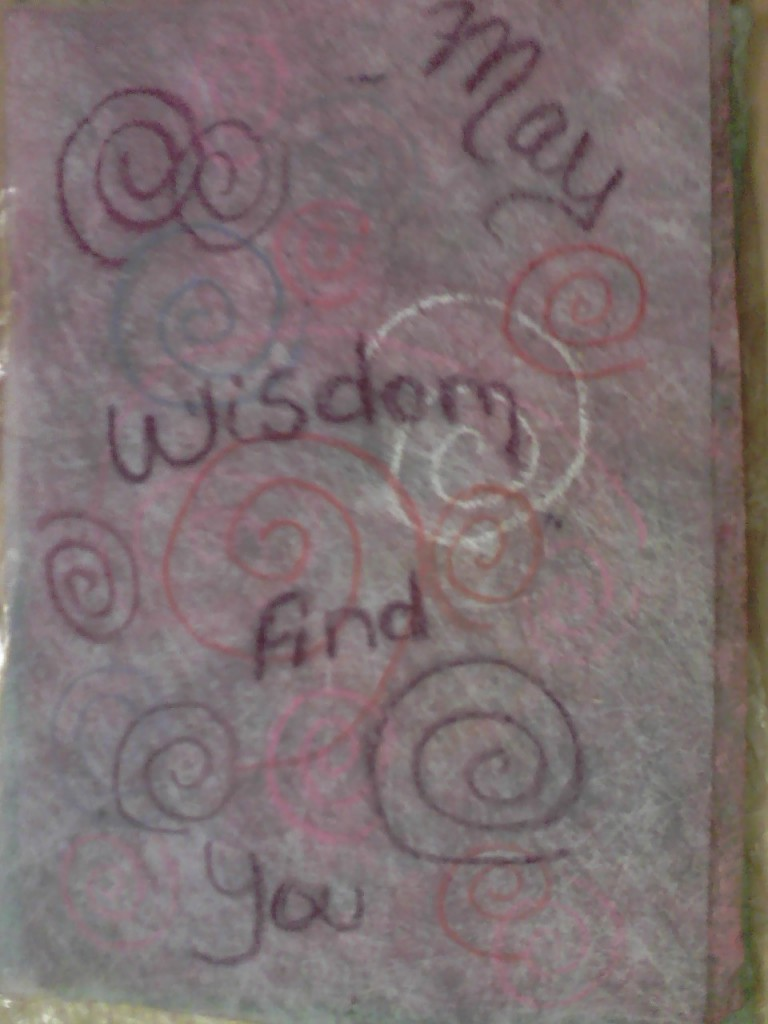 May Wisdom Find You