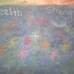 Health; Strength;Peace;Love; Smile
