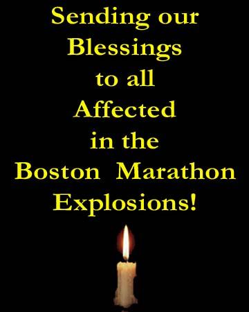 sending blessings