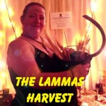 Arawyn and the lammas harvest