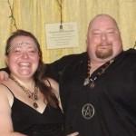 Lady Arawyn & Lord Gwydion