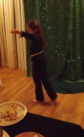 Dancing Maiden