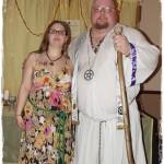 Priestess Illyria & Lord Gwydion
