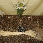 Lammas Altar