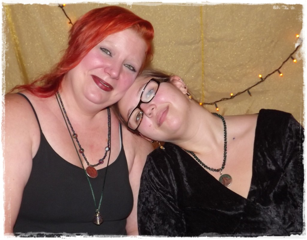 Eden (Handmaiden) & Illyria (Summoner)