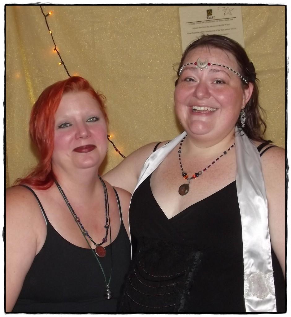 Eden & Lady Arawyn