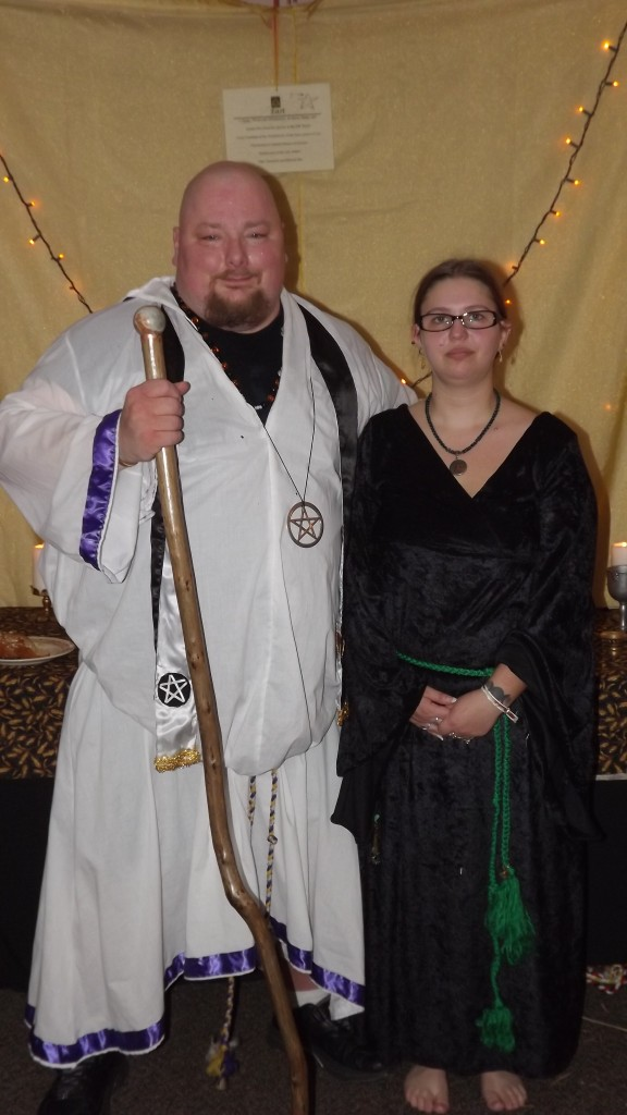 Lord Gwydion & Illyria
