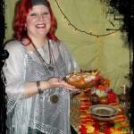 The Priestess of Mabon
