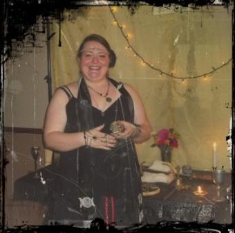 Lady Arawyn~High Priestess