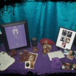 Ancestor Altar (before ritual)