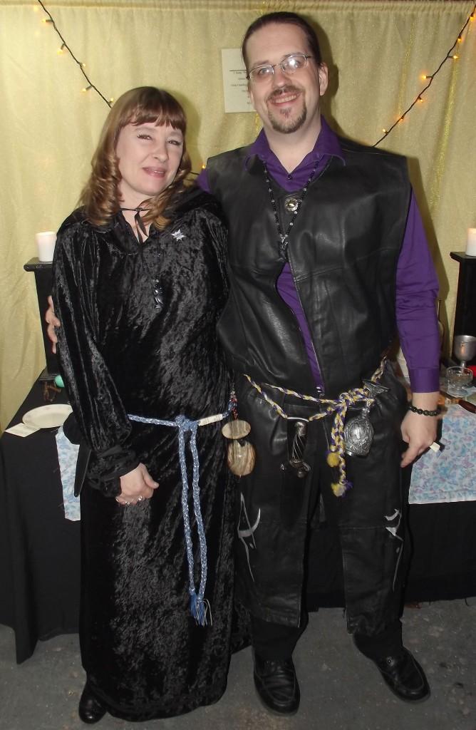 Lady Mekailia & Lord Beowulf